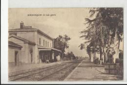 MANOSQUE , LA GARE - Manosque