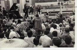 EN PLAZA DE TOROS  COLOMBIA CON NELLY VAZQUEZ  EXIMIA CANCIONISTA DE TANGO  ARGENTINA  TANGO OHL - Famous People