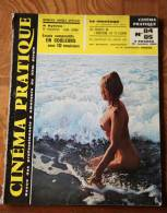 Cinéma Pratique Double Numéro 84/85 1968 (Les Secrets De L´érotisme En 13 Leçons), 72 Pages - Cinéma/Télévision