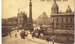 Hull  Monument Bridge Oldtimers - Hull