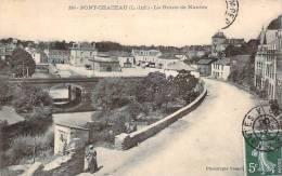 44 - Pont-Chateau - La Route De Nantes - Pontchâteau