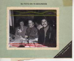 NELLY VAZQUEZ  EXIMIA CANCIONISTA DE TANGO  ARGENTINA  TANGO OHIL - Famous People