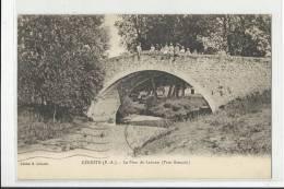 CERESTE , LE PONT DE LABOOU - Otros Municipios