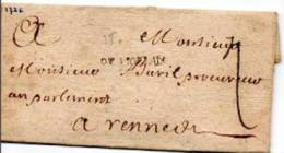 FINISTERE.  DE  MORLAIX.  PORT DU . 2011 N°12 - 1701-1800: Precursors XVIII
