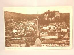 Larochette. Panorama - Larochette