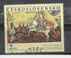 CZECHOSLOVACHIA 1970 - ICONS 2.00 - USED OBLITERE GESTEMPELT USADO - Oblitérés