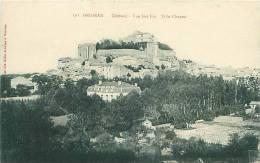 26 - GRIGNAN - Château - Vue Sud Est - Villa Chapon (Ed. Aux Dix Mille Articles, 591) - Grignan