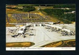 USA - Charlotte Douglas Airport - North Carolina - - Charlotte