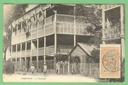 TAMATAVE - Le Tribunal - Madagascar