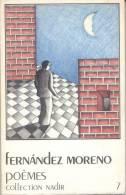 BALDOMERO FERNANDEZ MORENO POEMES COLLECTION NADIR  ESPAGNOL FRANCAIS 1982  112 PAGES EDITADO EN ITALIA RARE - Poésie