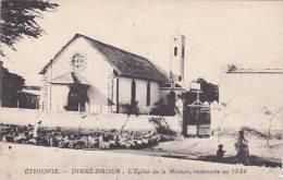 Ethiopia Dirre Daoua L'Eglise De La Mission - Ethiopia