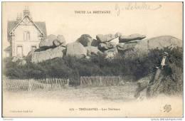 CPA - Trégastel - Les Tortues (vue Peu Courante) 22 Côtes D´Armor - Bretagne - Côtes Du Nord - Trégastel