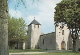 875 Cpsm Deux Sèvres  79  EPANNES L´église - Autres Communes