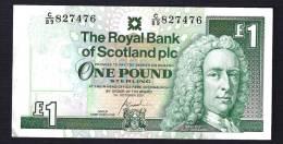 SCOZIA (SCOTLAND) : 1 Pound - 2001  - UNC - [ 3] Scotland