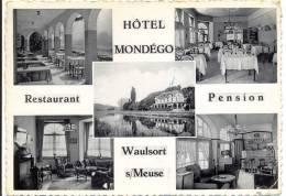 WAULSORT 195?   HOTEL MONDEGO  RESTAURANT PENSION - Hastière