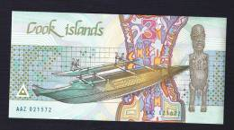 ISOLE COOK (COOK ISLAND)   : 3 Dollars - 1987 -  P3  - Commemorative - Isole Cook