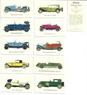 Mobil Vintage Cars Auto / Daimler Renault MG Lancia Panhard Mercedes-Benz Voisin Rolls-Royce Bugatti Napier Duesenberg - Other