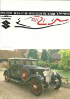 Oldtimer Vintage Car / Garage St Rita Aalter Suzuki / 1993 - Kalenders