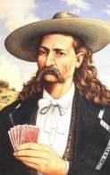 Carte Entier Postale Neuve U. S. A. Wild Bill Hickok - Cavalier / Conducteur - American Indians
