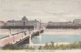 France Lyon Le Pont et les Facultes
