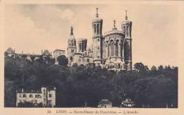 France Lyon Notre Dame de Fourviere L'Abside