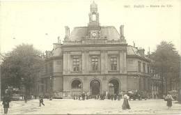 PARIS 20 - Mairie - Arrondissement: 20