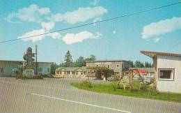 Canada Quebec Riviere Du Loup Motel Au Vieux Fanal - Trois-Rivières