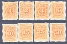 El Salvador  J 41-48   Reprints .  * - El Salvador