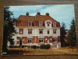 "Home "" SANTE Et TRAVAIL "" Tehuis / Anno 19?? ( Zie Foto Voor Details ) !! - Linkebeek"