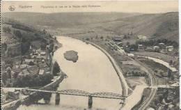 93462 Cpa HASTIERE  Panorama Vue De La Meuse Vers Hermeton - Hastière