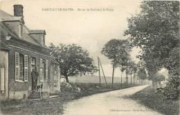 10 MARCILLY LE HAYER ROUTE DE BERCENAY LE HAYER - Marcilly
