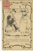MYSTERE - QUAND VOS HOMMES AURONT ENVOYE UNE DE LEURS TROIS CARTOUCHIERES EN...  ( Déssin: A. GUILLAUME) - Guillaume