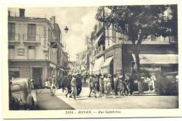 ROYAN RUE GAMBETTA TBE - Royan