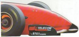 FOLDER MOTOR SHOW 1996 -bellissimo Con Scheda FERRARI Nuova - Telefoonkaarten