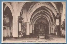 28 - SAINVILLE -- Intérieur De L'Eglise - Other Municipalities
