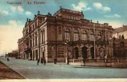 Verviers             Le Théâtre   . - Verviers