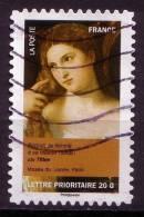 AA682 - Portraits De Femmes Dans La Peinture - Oblitéré - Année 2012 - Gebruikt