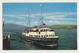 Shipping - M.V. Maid Of Skelmorlie - Steamers