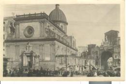 NA437 - Napoli - Chiesa Di Santa Caterina E Porta Capuana - Fotografica GRAFIA - Napoli (Naples)
