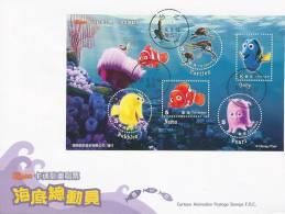 1997. Taiwan FDC - Nemo   :) - Taiwán (Formosa)