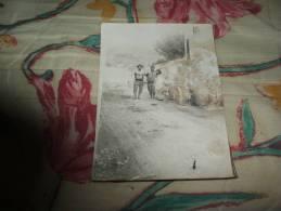 Moulin A Huile D´olives Manuel Environ 1900 1930 LA FARLEDE ? - Sollies Pont