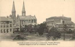 : Réf : L-12-1830 :  Birmanie Rangoon - Myanmar (Burma)