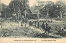 : Réf : L-12-1831 :  Laos - Laos