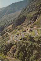 Hautes Pyrénées Route Des Lacs (cap-de-long) Les Lacets Des Edelweis - Ohne Zuordnung