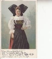 FRIEBURG -GERMANIA-  VG 1902 BELLA FOTO ´EPOCA D´EPOCA ORIGINALE 100% - Freyburg A. D. Unstrut