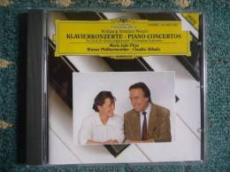 CD  MOZART Concerto Pour Piano 14 & 26  PIRES  ABBADO - Klassik