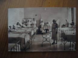 CPA Hopital  Ecole De La Societe De Secours Aux Blessés Militaires - Guerre 1914-18