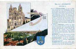 Angouléme    Département De La Charente - Francia