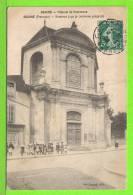 BEAUNE / LE TRIBUNAL DE COMMERCE / Carte écrite En 1908 - Beaune