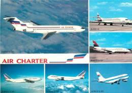 : Réf : L-12-1889 : Boeing  Air Charter - 1946-....: Moderne